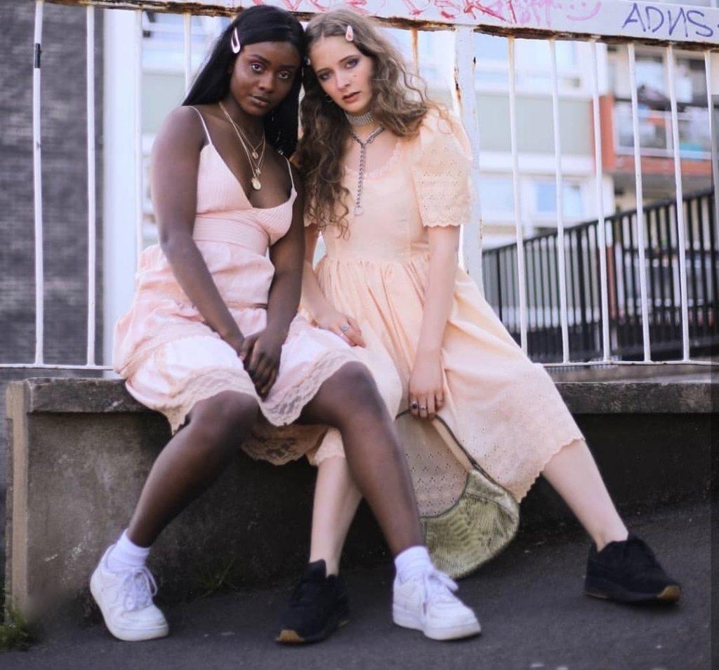 Beesknees Apparel Urban Fashion Shoot