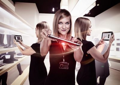 Panasonic-technology-woman-commercial-makeup-and-hair