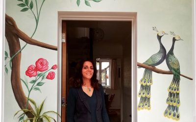 Win a Bespoke Mural by Claudia Lucia