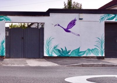 The Flamingo Centre - a wellbeing centre exte