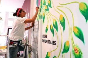 murals painting