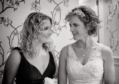 Wedding Makeup - Mother & Daughter