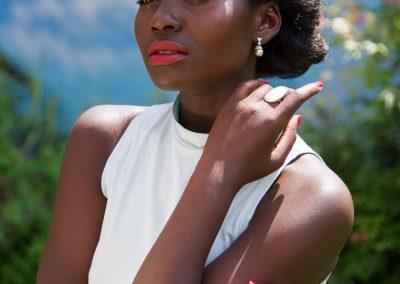 fashion makeup for black skin